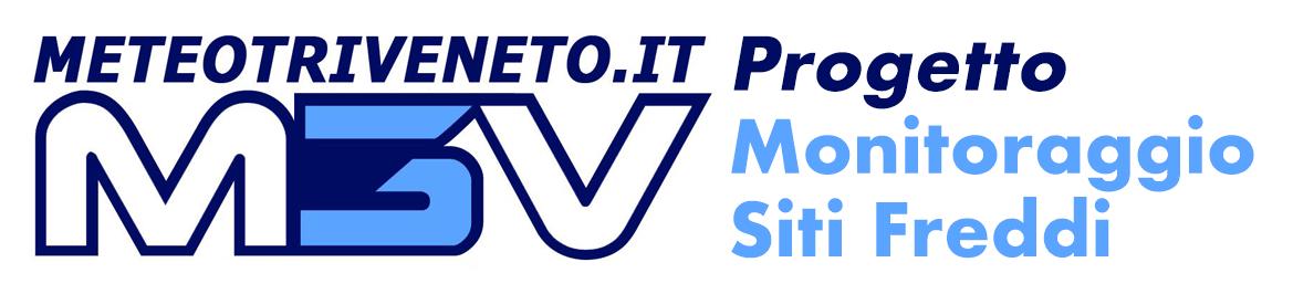 meteotriveneto - progetto monitoraggio siti freddi Logo